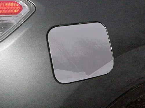 Door Fuel Accent - QAA FITS ROGUE 2014-2019 NISSAN (1 Pc: Stainless Steel Fuel/Gas Door Cover Accent Trim, 4-door, SUV, Does NOT fit SPORT) GC14535