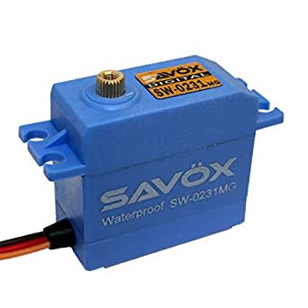 Savox .15/208 Waterproof Standard Digital Servo
