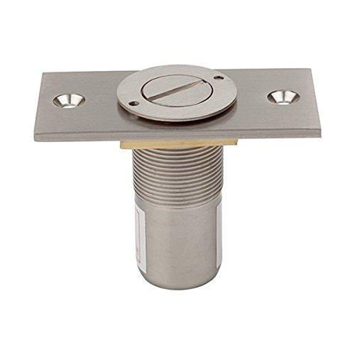 Locking Handle Strike Plate - Rockwell Dustproof Strike with Mounting Plate with locking feature, Durable commercial & residential, door hardware, door handles, locks