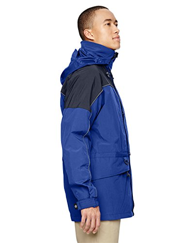Two Ryal 88006 End North Parka Adult Ash 714 Cobalt In 1 City Tone 3 q8tSnPW