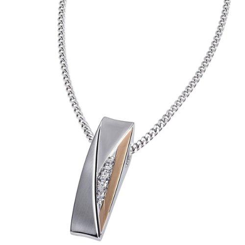 Goldmaid - Parure - Vermeil 925 - Oxyde de Zirconium - Zi S6393S