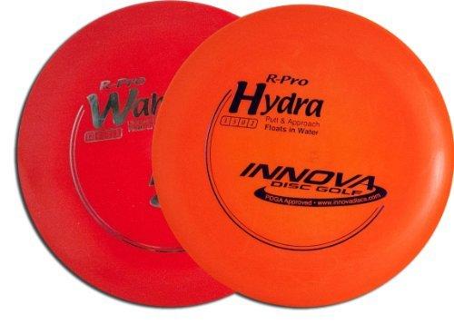 Innova R-Pro Floating Disc Golf Set (Floats on Water) Wahoo & Hydra