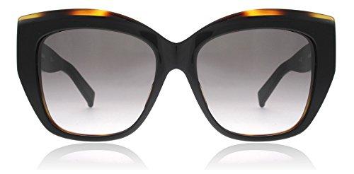 Max Mara MM Prism I UVP Black / Tortoise MM Prism I Cats Eyes Sunglasses Lens - Glasses Mara 2017 Max