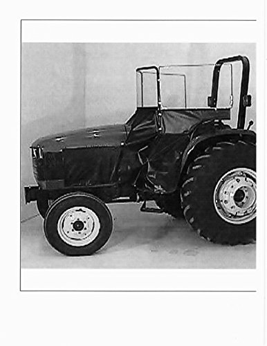 Tractor Heat Houser or Weather Brake Universal Small Tractor Side Entry by International Resources