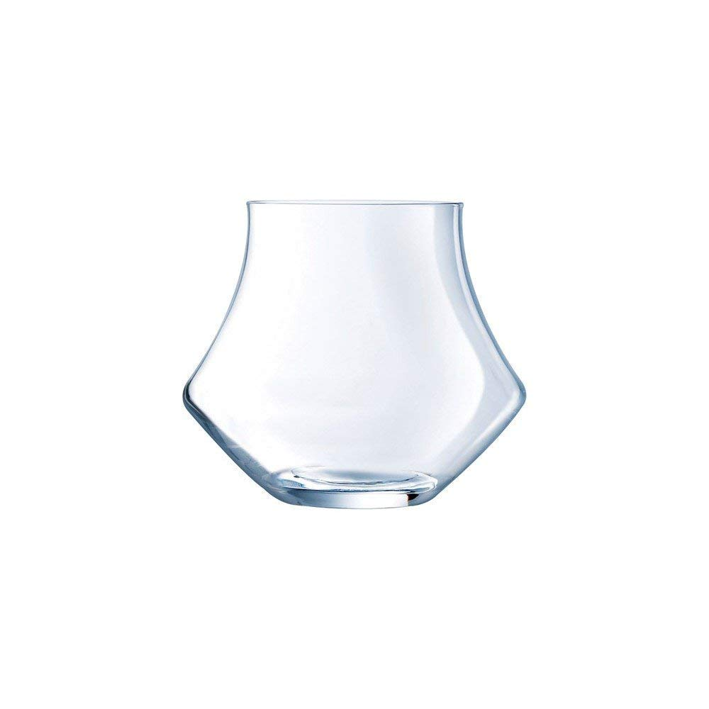 6 glass Warm for tasting rum Chef et Sommelier U1032