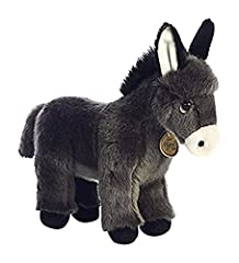 Aurora World's Miyoni premium plush animals are made with superior materials and great attention to detail. Each piece is beautifully designed and features realistic air-brushed color accents to replicate the animals as found in nature. Doubl...