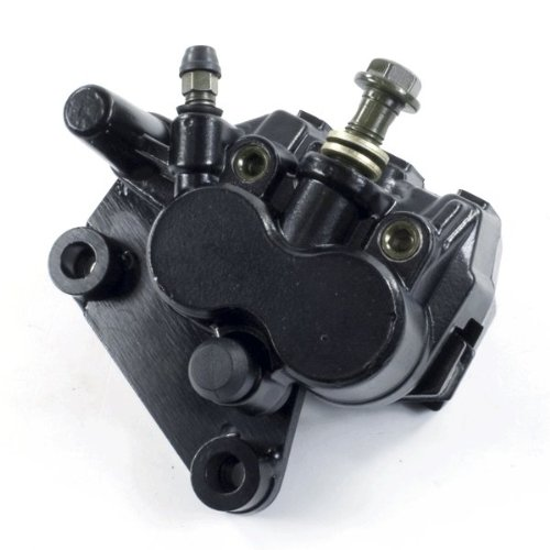 Black Front Brake Caliper Twin Pot for BT125T-2 (BKCPF023) by CMPO