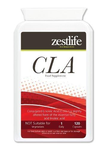 7 opinioni per CLA acido linoleico coniugato 1000mg- FAT BURNER 120 capsule