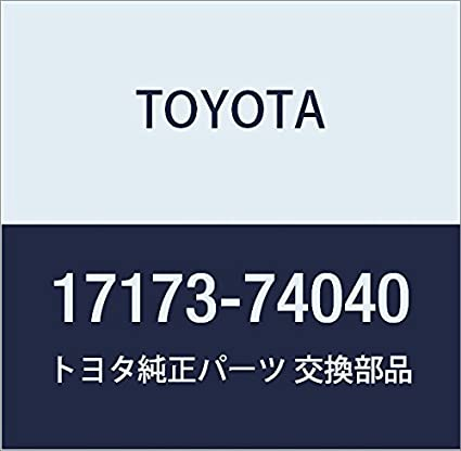 Genuine Toyota (17173-74040) Exhaust Manifold Gasket