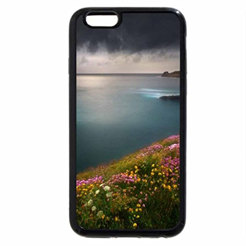 iPhone 6S / iPhone 6 Case (Black) Morning grey