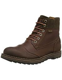 Geox Men's U Shoovy Wp A Ankle Boot