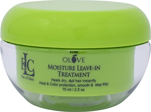 ELC Dao of Hair Pure Olove #3 Moisture Leave-In Treatment 2.