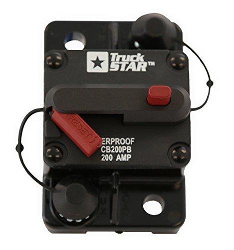 Buyers Products CB200PB Circuit Breaker