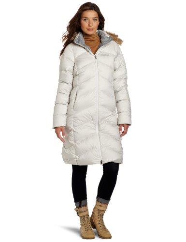 ca3b5cd20 Marmot Women's Montreaux Coat, Whitestone, Medium: Amazon.ca: Sports ...