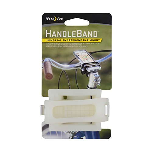 Nite Ize HDB-02-R3 HandleBand Clear in Card Pack (Horizontal Bar Screen)