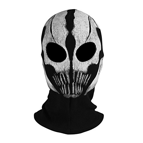 EXTINCTION Mod DLC Call of Duty 10 Ghost - Ghost Mask
