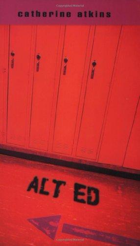 book cover of ALT ED