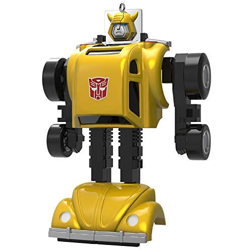 Stealth Bumble Bee - Hallmark Keepsake Christmas Ornament 2019 Year Dated Transformers Bumblebee,