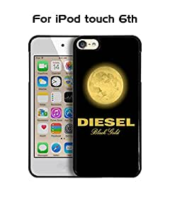 Cool Funda Case for IPod Touch 6th Brand Logo Diesel Drop Proof Rugged Anti Slip Durable High Impact Extra Slim