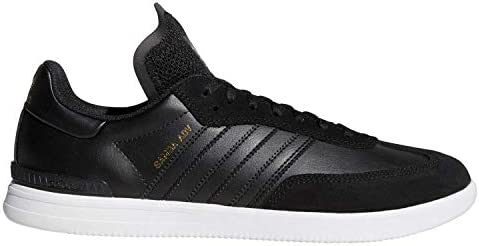 adidas Samba ADV Black & White Shoes  Zumiez