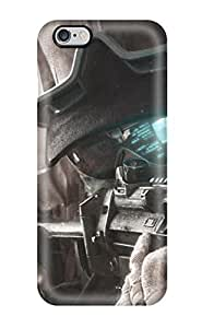 Barbauller UeqAefS5213lNJtZ Case For Iphone 6 Plus With Nice Future Soldier Ghost Recon Appearance