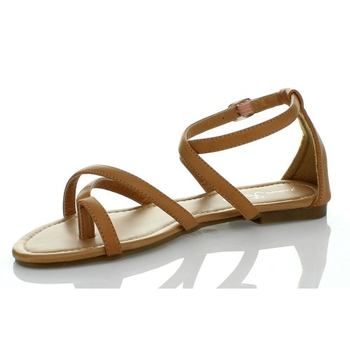 Natural Gladiator Classic Evita Fashion 4 Sandals Fashion Focus Womens Focus 0xwzqHF