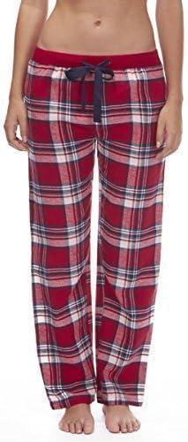 Mujer Tejido Pantalones De Andar Por Casa Pantalones Pijamas Ropa ...