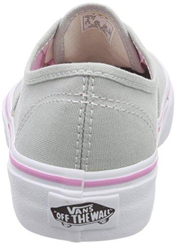 Furgoni Per Bambini Autentici Scarpe Di Tela Alta Prisma Rosa