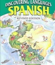 Discovering Languages - Spanish by Brand: Amsco School Pubns Inc