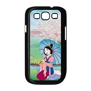Mulan II Samsung Galaxy S3 9300 Cell Phone Case Black JD7705630