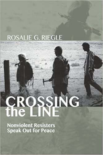 Book Crossing the Line