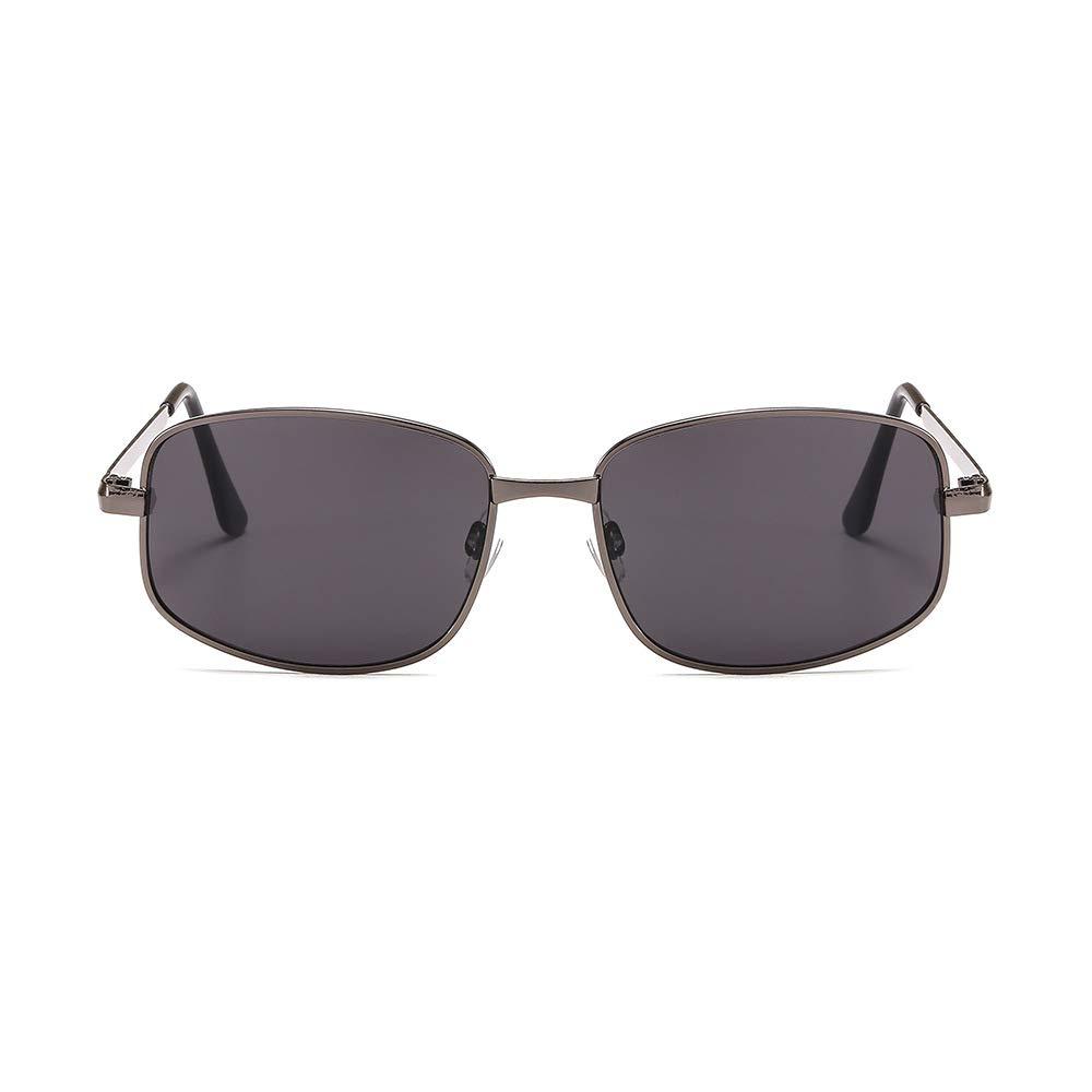 Sunglasses for Men Women Aviator Polarized Metal Mirror UV 400 Lens Protection Black