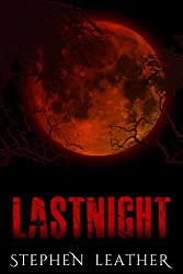 Lastnight (Jack Nightingale series Book 5)
