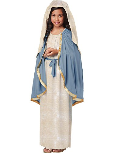 Biblical Jesus Child Costumes (California Costumes The Virgin Mary Child Costume, Medium)