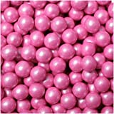 Sixlets Pink Pearl Candy 1lb