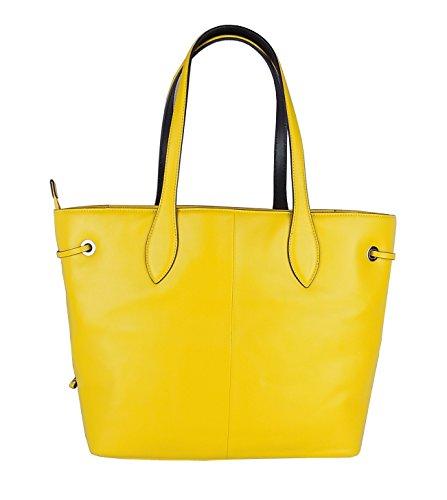 jaune pour Guess à 16 Jaune X CM Sac 27 l'épaule femme 31 porter à X nfrwt8xrq5