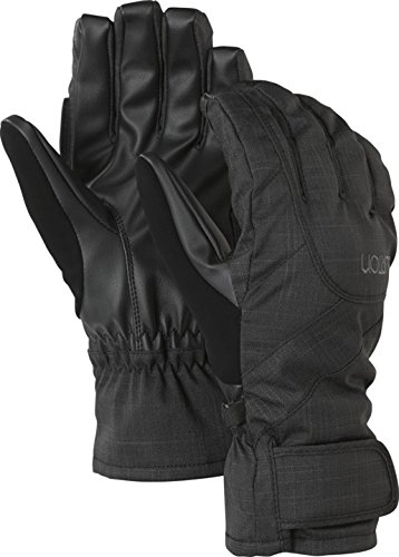 - Burton Women's Approach Under Gloves, True Black, Medium