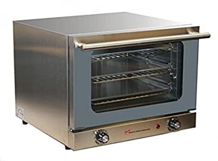 Amazon.com: Wisco Wisco-620 Commercial Convection Counter Top Oven ...