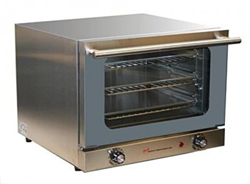 Wisco Wisco-620 Commercial Convection Counter Top Oven, Silver (Small Commercial Oven compare prices)