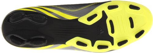 outlet big sale adidas Men's Predito LZ TRX FG Soccer Cleat Black/Lab Lime/Neo Iron Metallic cheap shop offer wdr76jwh