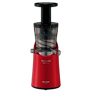 Sharp Slow Juicer Merah Ej C20y Rd : Amazon.com: Sharp slow juicer