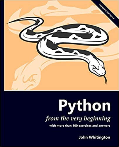 Python book for beginners