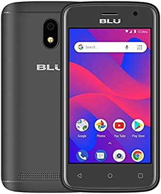 BLU Advance - Smartphone Desbloqueado con Doble SIM (A4), Color ...
