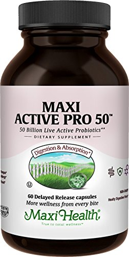 Top 10 recommendation maxi active pro 50