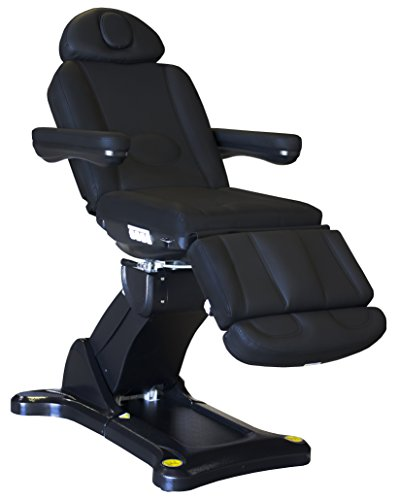- Malibu Electric Medical Spa Treatment Table Black By SkinAct