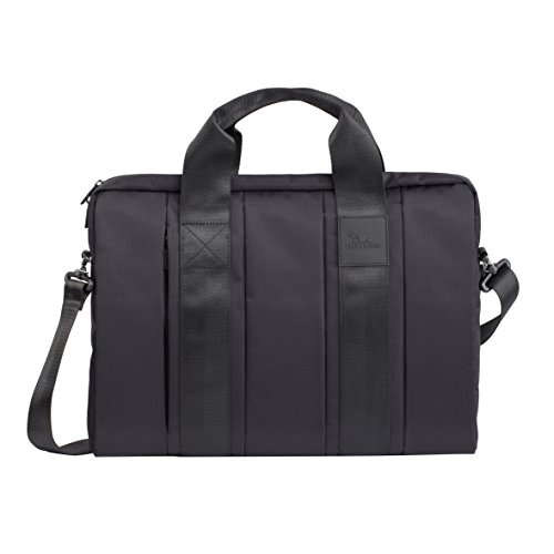 Rivacase 8830 14-15.6 Inch Laptop Case Stylish Strong Black Color