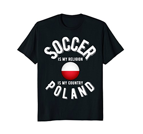 Womens Country Soccer Jersey - Poland Soccer Team Fan Shirt My