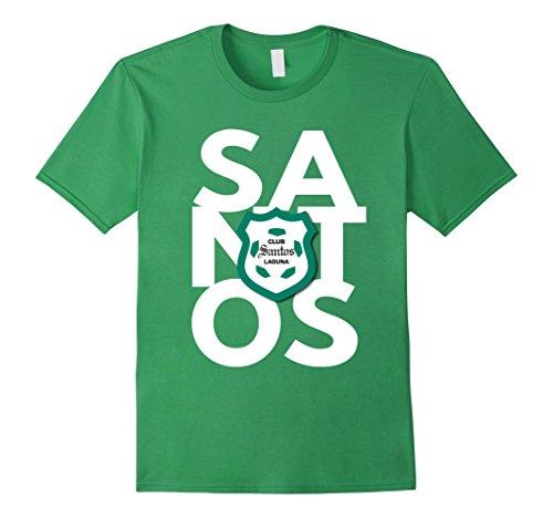 best service ce631 da3ed Santos Laguna Escudo Jersey 2018 - Playera Camisa T Shirt