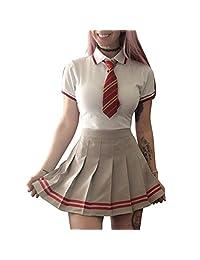 Littleforbig ABDL Onesie - Cosplay Magic School Onesie Skirt Set