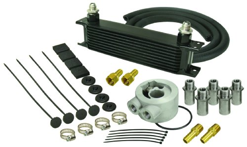 Derale 15602 Engine Oil Cooler Kit by Derale